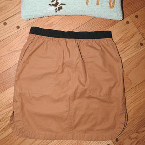 Gap Tan Skirt Large